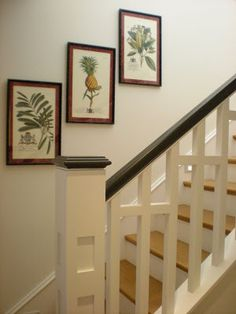 Great Home Remodel Tour - Railing detail
