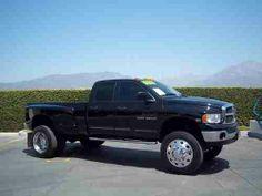 Dodge Ram Dually, Dodge Trucks Lifted, Dodge Ram Sport, Cummins Diesel Trucks, Dodge Ram Pickup, Dodge Diesel, Dually Trucks, Dodge Ram 3500, Ram Trucks