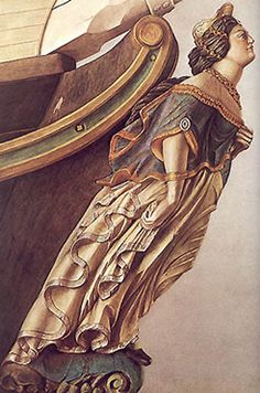 Ship Figureheads and Stern Pieces: Index of American Design
