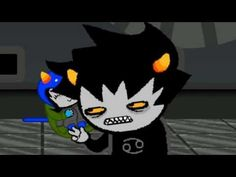 """YOU BOUGHT A SMART CAR!"" Im dying!!! >w< #homestuck"