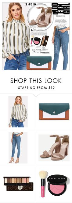 """""""Shein2"""" by melika11 ❤ liked on Polyvore featuring Etude House and Bobbi Brown Cosmetics"""