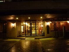 """Shunpanro""(Hotel), Shimonoseki Yamaguchi Japan, Ottobre"