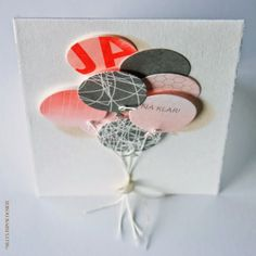 silly's paper design: NEON-ballons ...