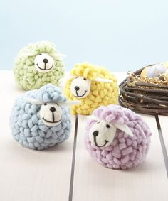 Look at this Wool Sitting Sheep Figurine Set on #zulily today!