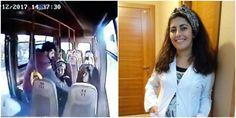 Minibüsün Önünü Kestiler: Mersin'de Üniversiteli Bir Genç Kız Güpegündüz Kaçırıldı ve Kimse Engel Olmadı