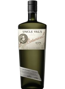 Uncle Val's Botanical Gin.  Distilled five times, this #gin earned a score of 96 points from The Tasting Panel Magazine. | @Caskers