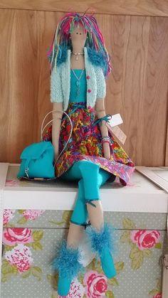 Colorful Tilda