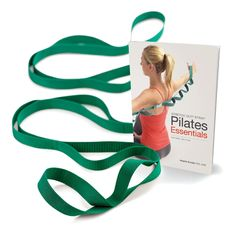 Stretch Out Strap Pilates Essentials: Enhance Pilates and yoga exercise with the Stretch Out® Strap to provide sensory feedback that helps develop better posture, flexibility, muscular balance and body symmetry, as well as core strength and shoulder stability. Find it at OPTP.com.