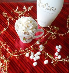 RumChata Hot Cocoa: simply the best cold weather cocktail ever. -Charlie