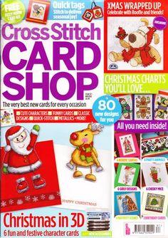 Cross Stitch Card Shop Issue 87 November/December 2012 Saved