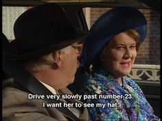 keeping up appearances quotes - the long-suffering Richard!