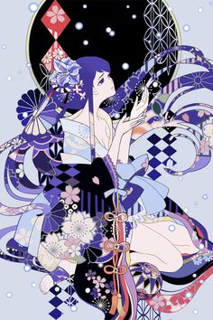 Inishie no Megami to Houseki no Ite (Ancient Goddess and Jeweled Archer)