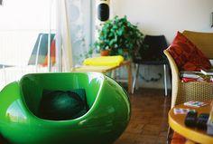 Pastil chair - 45 years