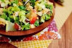 Autumn Chopped Salad | Iowa Girl Eats