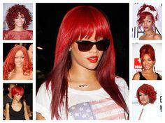 The goddest of every redhead. la diosa de las pelirrojas.