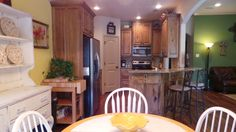 Mylea's kitchen for sale in Brock ISD 4 bed 2 bath, come and see