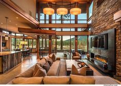 SOLD - Martis Camp | Ultimate Mountain Modern | $4,100,000
