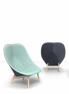 Via NordicDays.nl | New HAY 2014 Collection | Ushiwa Lounge Chair