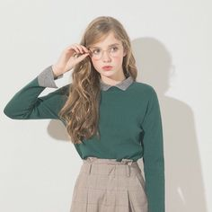 Picture of Sonya Kulakova Pretty People, Beautiful People, Photographie Portrait Inspiration, Chica Cool, Western Girl, Girl Fashion, Fashion Outfits, Aesthetic Girl, Ulzzang Girl