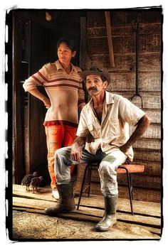 Cuba, Mundo y Esposa | ©2014 John Galbreath
