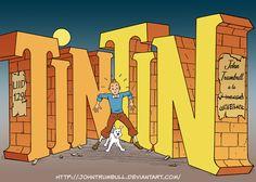 Tin Tin ala Eisner.