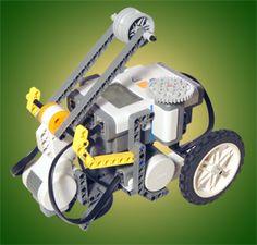 Robot Combat for RoboFun's Birthday LEGO® Robotics