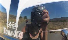 Biker selfie!