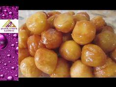 Kolay Lokma Tatlısı Tarifi – Şerbetli Tatlı Tarifleri – Sulu yemek – Las recetas más prácticas y fáciles Fruit, Food, Youtube, Dishes, Recipes, Recipies, Essen, Meals, Yemek