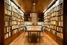 Image 8 of 16 from gallery of Jaime Garcia Terres Library / arquitectura 911sc. Photograph by Moritz Bernoully