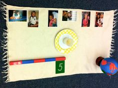 Celebrating Birthdays, the Montessori Way I like the number rods... thinking of 12 per year with one each for our months.... Could match colors of rods to colors of months on calendar and timeline