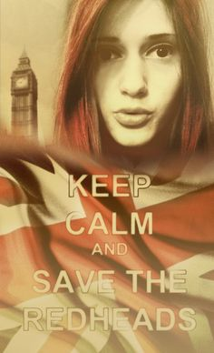 God save the redheads