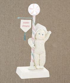 Love this Snowbabies Dream Sweet Dreams Figurine by Snowbabies on #zulily! #zulilyfinds