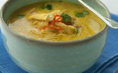Zupa z kurczaka po tajsku Thai Red Curry, Food And Drink, Ethnic Recipes