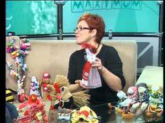 Sewing Dolls, Craft Videos, Doll Toys, People, Handmade, Crafts, Dolls Dolls, Fabric Dolls, Step By Step