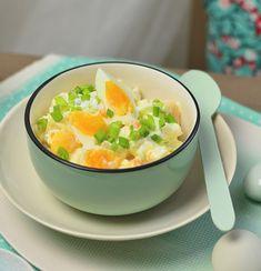 Gravy, Potato Salad, Food And Drink, Potatoes, Vegan, Ethnic Recipes, Salsa, Potato, Vegans