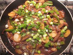 Desire Empire: Chinese Pepper Steak
