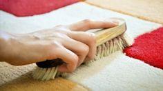 Die 10 besten Hausmittel gegen Teppichflecken