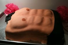 The perfect cake for a bachelorette party! @Heather Creswell Creswell Atha- just an idea, but I think I prefer the penis cake ;) I can provide the mold! LOL