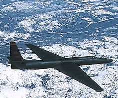 Lockheed Martin U-2 High Altitude Recon  USAF