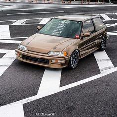 Honda Civic Vtec, Honda Civic Hatchback, Civic Sedan, Civic Ef, Good Looking Cars, Street Racing Cars, Old School Cars, Honda Cars, Japanese Cars