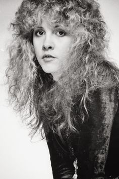 Stevie   ~   ☆♥❤♥☆ ~ and her fluffy hair; photo by Herbert W. Worthington 111, 1983