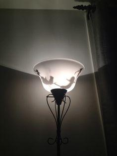DIY Peter Pan Lamp