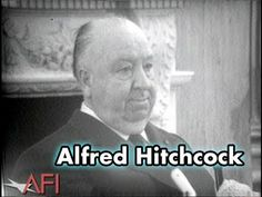 Alfred Hitchcock: Exposition Is A Pill That Must Be Sugar-Coated --This is about film, but it's great advice for authors, too. || Author Advice