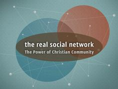Matthew 18:18-20 | The Power of Christian Community (August 14, 2011) | Westbury United ...