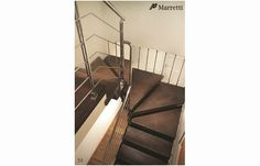 marretti stairs | Railing and Banister Systems by Marretti