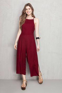 ideas-de-looks-con-jumpsuits-muy-elegantes - Beauty and fashion ideas Fashion Trends, Latest Fashion Ideas and Style Tips Girl Fashion, Fashion Outfits, Womens Fashion, Fashion Trends, Latest Fashion, Fashion Ideas, Cool Outfits, Casual Outfits, Vetement Fashion
