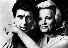 "[on John Cassavetes] ""We had a great deal of freedom when John acted. We traveled a lot and it was fun. But with directing ... really. I think people don't have all their marbles who prefer directing to acting because you write for three months, you cut for maybe six months. He's the most terrifying perfectionist about what he wants. As an artist, I love him. As a husband, I hate him.""  --Gena Rowlands"
