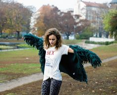 Vanelli Melli is wearing our New Collection : 'Lost In The City Of Angels' All designs are available here: http://loversanddrifters.com/