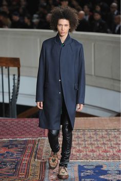Paul Smith Fall 2014 Menswear Collection Slideshow on Style.com