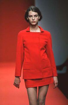 4ba0246be90 Miu Miu Fall Winter 1998 Ready-to-Wear Collection